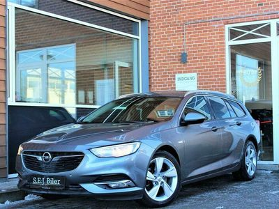 brugt Opel Insignia Sports Tourer 1,5 Turbo Dynamic Start/Stop 165HK Stc 6g B