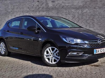 brugt Opel Astra 1,4 Turbo Enjoy 150HK 5d