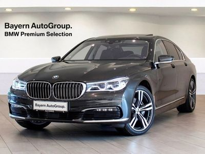 used BMW 730 d 3,0 xDrive aut.