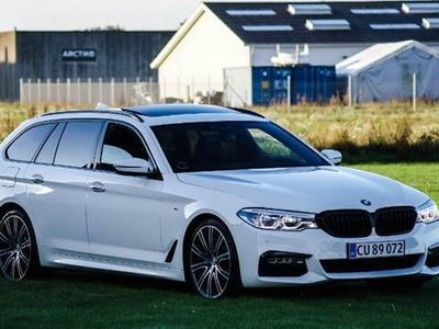 brugt BMW 530 d 3,0 M-Sport