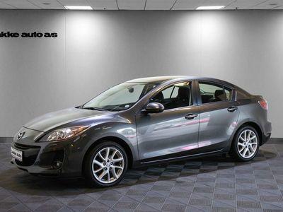 brugt Mazda 3 1,6 Premium