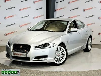 brugt Jaguar XF 3,0 D V6 S Portfolio aut.