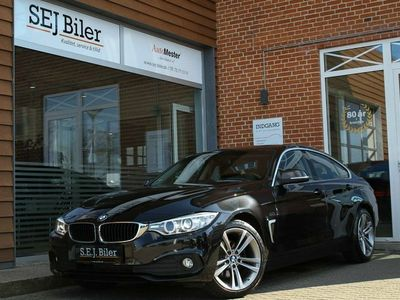 used BMW 420 Gran Coupé d 2,0 190HK aut 5d