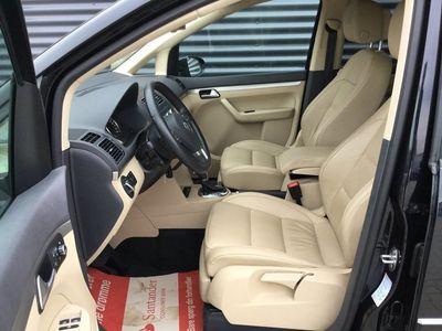 brugt VW Touran 2,0 TDi 140 Highline DSG BMT