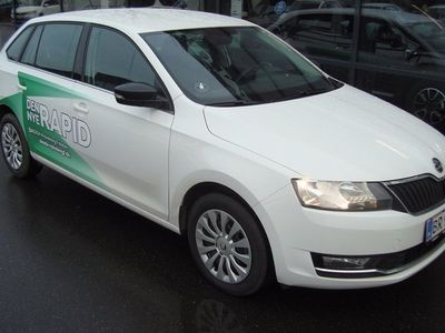 second-hand Skoda Rapid 1,0 TSi 95 Ambition