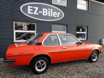 brugt Opel Ascona 19