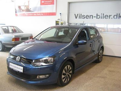 usado VW Polo 1,0 BlueMotion 95HK 5d