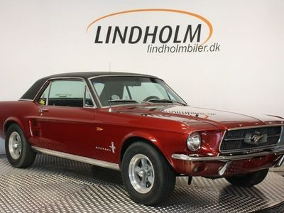 brugt Ford Mustang 4,7 V8 289cui.