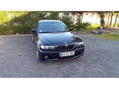 brugt BMW 330 3,0 M-Sport