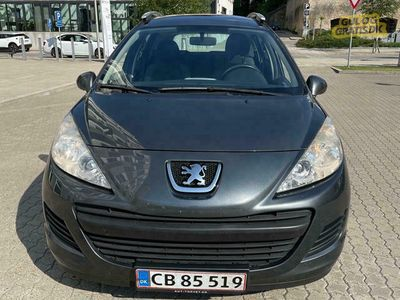 brugt Peugeot 207 Peugeot 207