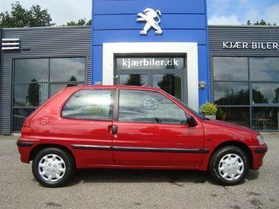 brugt Peugeot 106 1,1 60HK 3d