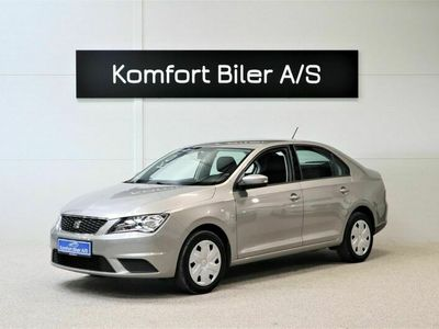 brugt Seat Toledo TSi 90 Reference 1,2