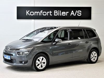 brugt Citroën Grand C4 Picasso BlueHDi 120 Intensive EAT6 1,6