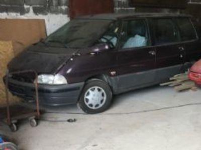 brugt Renault Espace Quadra (4x4)