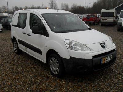 brugt Peugeot Partner 1,6 HDi 90 L1 Van Flexpack