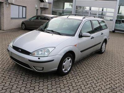 brugt Ford Focus 2,0 Trend 130HK Stc - Personbil - Sølv