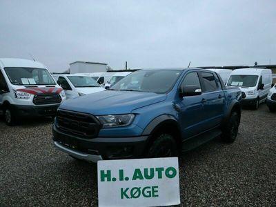 brugt Ford Ranger 2,0 EcoBlue Raptor Db.Kab aut.