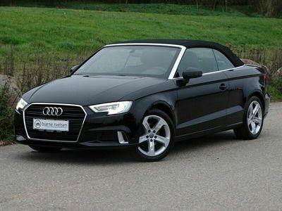 brugt Audi A3 Cabriolet 1,4 TFSi 116 Sport S-tr.