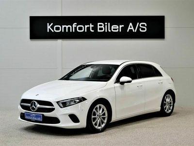 brugt Mercedes A180 d aut. 1,5