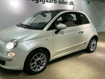 brugt Fiat 500 12 Lux 69HK 3d