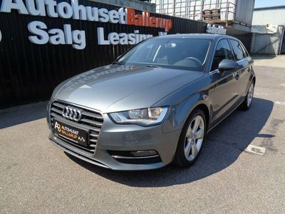 usado Audi A3 Sportback 1,6 TDi 110 Attraction