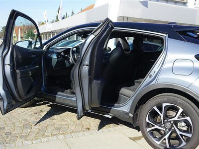 brugt Toyota C-HR 1,8 B/EL C-LUB Premium Alcantara Multidrive S 122H