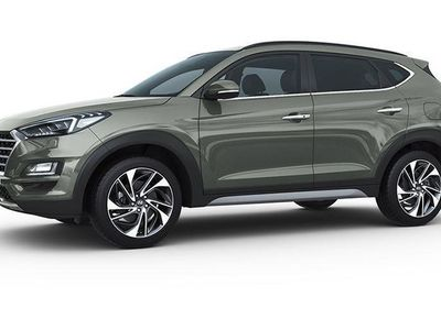 usado Hyundai Tucson 1,6 GDI Life 132HK 5d 6g