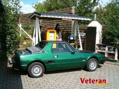 brugt Fiat X 1/9 mini Ferrai