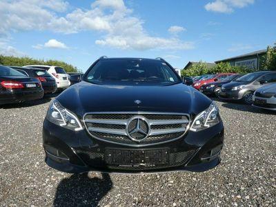 brugt Mercedes E250 2,2 stc. aut.
