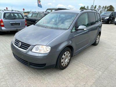 brugt VW Touran TDi 105 Trendline Van