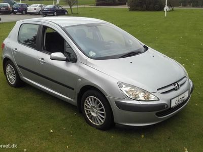 brugt Peugeot 307 2,0 XS 136HK 5d