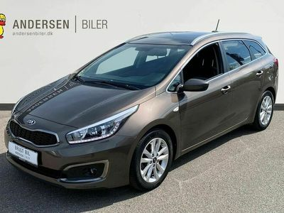 brugt Kia cee'd SW 1,0 T-GDI Attraction 100HK Stc 6g