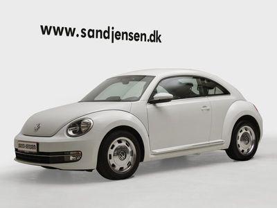 brugt VW Beetle The1,2 TSi 105