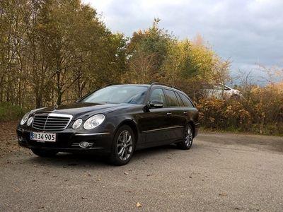 brugt Mercedes E220 1 CDI 170HK st.car aut