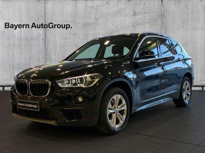 brugt BMW X1 2,0 sDrive20d Advantage aut.