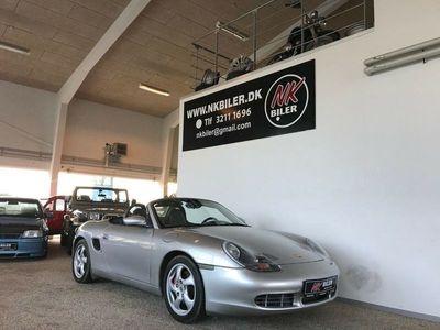 brugt Porsche Boxster 3,2 S Tiptr.