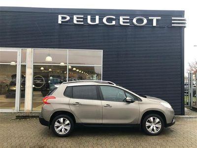 brugt Peugeot 2008 1,2 e-THP Active 110HK