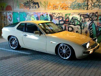 brugt Porsche 924 924