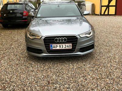 gebraucht Audi A6 2,0 TDi 177 S-line Avant Multitr.
