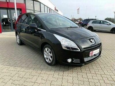 brugt Peugeot 5008 HDi 109 Premium 7prs