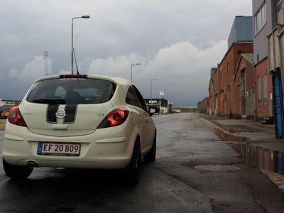 gebraucht Opel Corsa 1.2 95 HK Sport