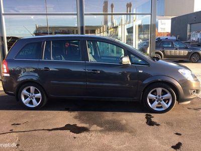 brugt Opel Zafira 1,8 Enjoy 140HK