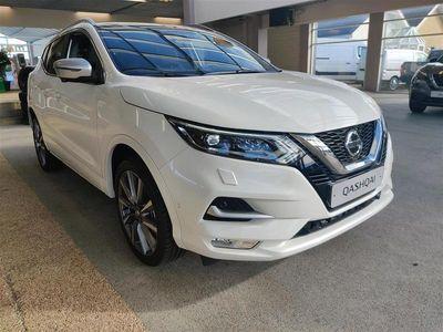 brugt Nissan Qashqai 1,5 DCi Tekna+ Dynamic Pack 115HK 5d