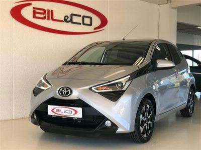 used Toyota Aygo 1,0 VVT-I X-Cellence + Connect 72HK 5d