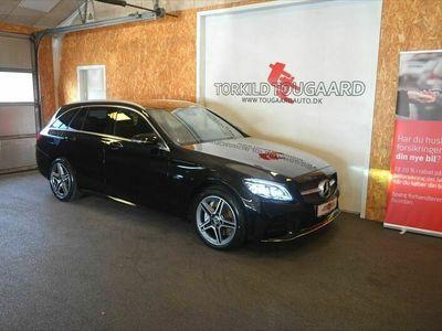 brugt Mercedes C300 de AMG Line stc. aut.