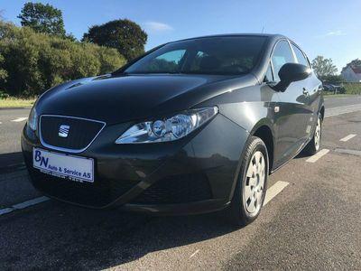 brugt Seat Ibiza 1,4 TDi eco