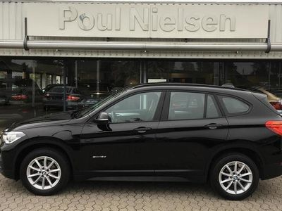 used BMW X1 18D 2,0 sDrive18d aut Advantage 150HK 5d