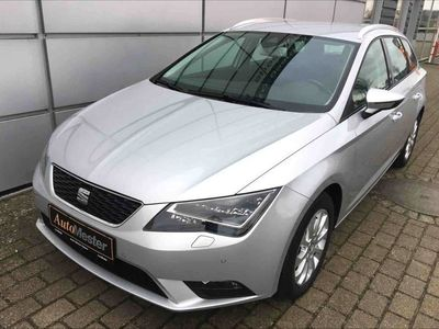 usado Seat Leon 1,6 TDI Style Start/Stop DSG 110HK Stc 7g Aut.