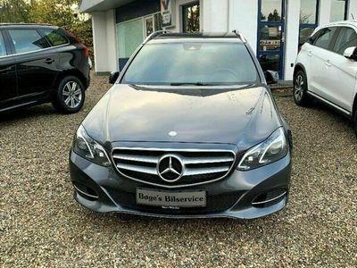 brugt Mercedes E220 CDi Avantgarde stc. aut.