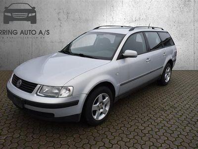 brugt VW Passat 1,6 100HK Stc - Personbil - sølvmetal
